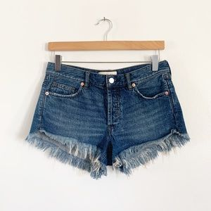 We The Free | Free People | Denim Cutoff Shorts